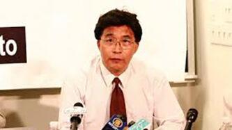 韓廣生表示,希望國內的朋友和同事能夠反思自己的言行,不要跟中共走的更遠,更不要做中共的殉葬品。